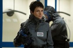 Juliette Binoche in 'Godzilla'