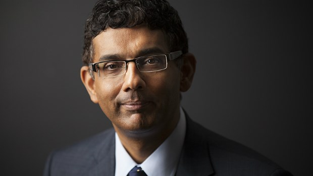 Christian Pundit Dinesh D'Souza Sentenced to 5 Years Probation