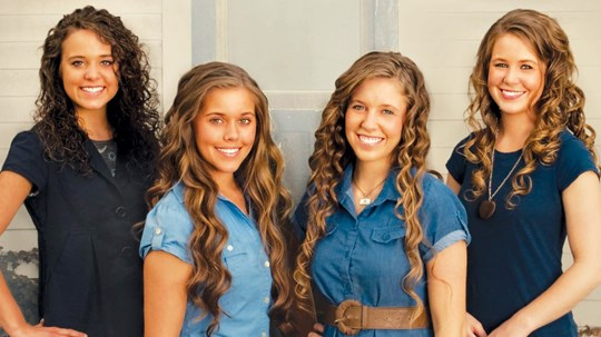duggar girls on dating