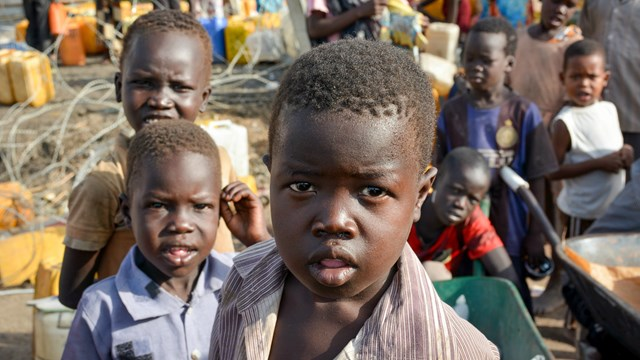 Ethnic Violence Kills 10,000—and It Gets Even Worse in South Sudan