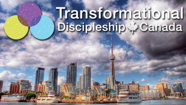 Discipleship in Canada: Sharing Faith and Making Relationships at Church