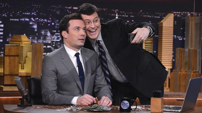 How Jimmy Fallon Made Comedy Fun Again