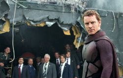 Michael Fassbender in 'X-Men: Days of Future Past'