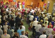 La mejor manera de utilizar la música en la iglesia