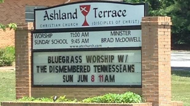 Church Signs of the Week: June 6, 2014
