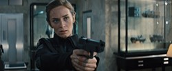Emily Blunt in 'Edge of Tomorrow'