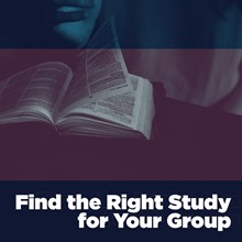 Find the Right Study for Your Group
