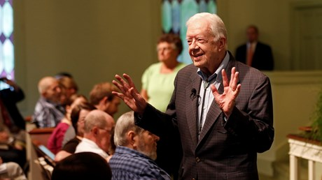 Why Jimmy Carter Was (and Is) a Rare Breed