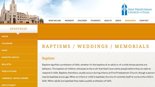 Ex-Muslim Sues His Church for Celebrating His Baptism