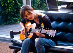 Keira Knightley in 'Begin Again'