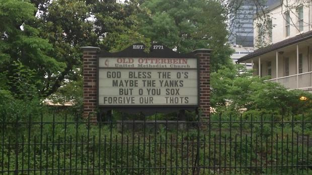 Church Signs of the Week: July 11, 2014