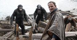 Jason Clarke in 'Dawn of the Planet of the Apes'