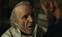 Colm Wilkinson as the Bishop in 'Les Miserables'