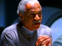 Ron Glass as Shepherd Book in 'Firefly'