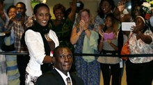 Meriam Ibrahim Finally Leaves Sudan, Meets Pope Francis