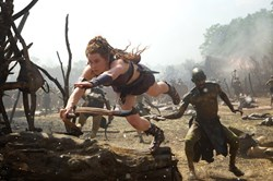 Ingrid Bolsø Berdal in 'Hercules'