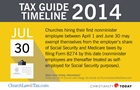 Tax Guide Reminder: July 2014