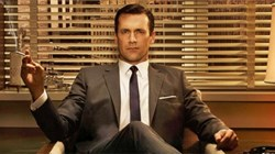 Jon Hamm in 'Mad Men'