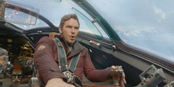 Chris Pratt in 'Guardians of the Galaxy'