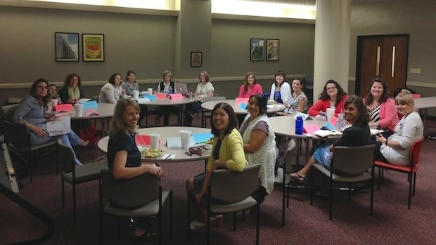 Why I Gathered a Women's Mentoring and Networking Group
