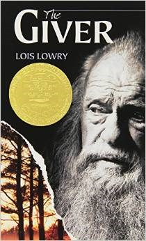 The book THE GIVER question!!!!!!!!!!?