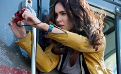 Megan Fox in 'Teenage Mutant Ninja Turtles'