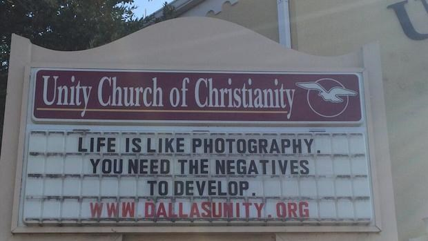 Church Signs of the Week: August 22, 2014