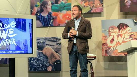 Forgiving My Pastor, Mark Driscoll