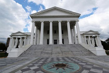 Virginia Capitol Building, image by OZinOh, via Flickr