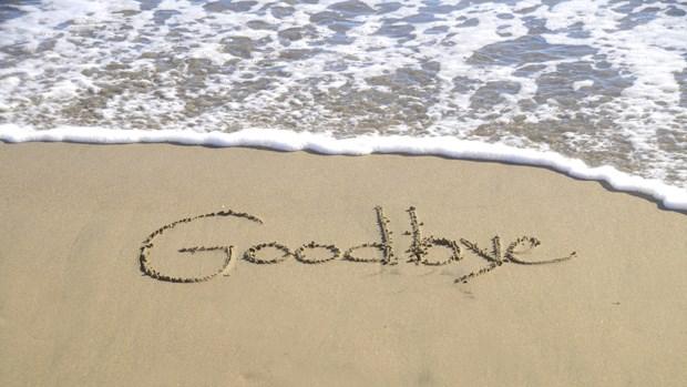 Saying Goodbye to Volunteer Leaders