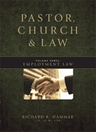 Employment Law: Volume 3 of Pastor, Church & Law