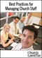Best Practices for Managing Church Staff
