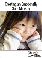 Creating an Emotionally Safe Ministry