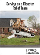 Serving as a Disaster Relief Team