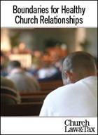 Boundaries for Healthy Church Relationships