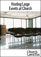 Hosting Large Events at Church