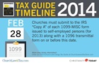 Tax Guide Reminder: February 28, 2014