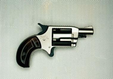 Guns at Church