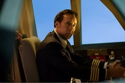 Nicolas Cage in 'Left Behind'