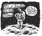 First Pastor on the Moon