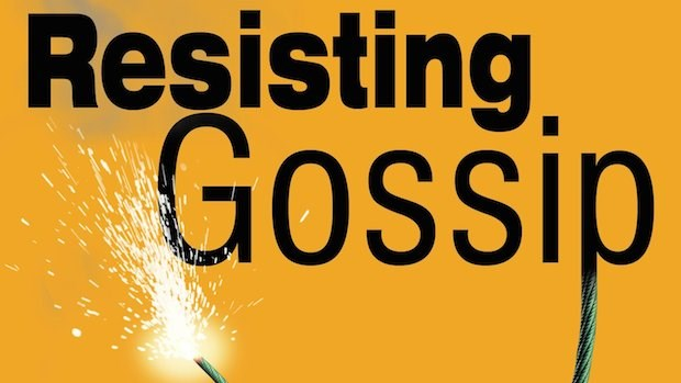 Gossip and Prayer Requests: A guest post by Matt Mitchell