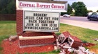 Church Signs of the Week: October 17, 2014