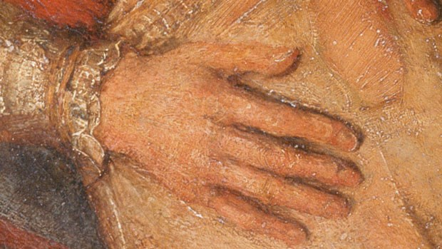 The Spiritual Power of Physical Touch