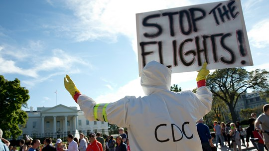What the Ebola Panic Reminds Us About Worry