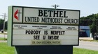 Church Signs of the Week: October 24, 2014