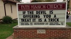 Church Signs of the Week: October 31, 2014