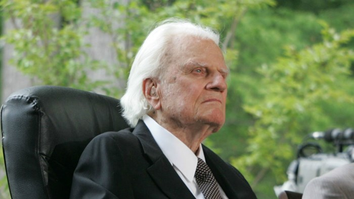 Billy Graham: 96 and Still Preaching