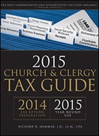 2015 Church & Clergy Tax Guide