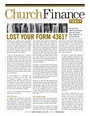 Church Finance Today December 2014 issue