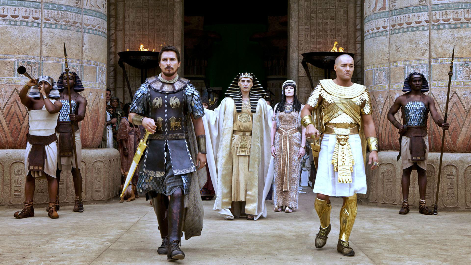 EXODUS Gods and Kings First Impressions